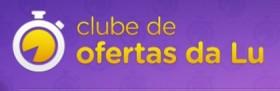 logotipo clube da lu