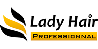 logo lady hair professional